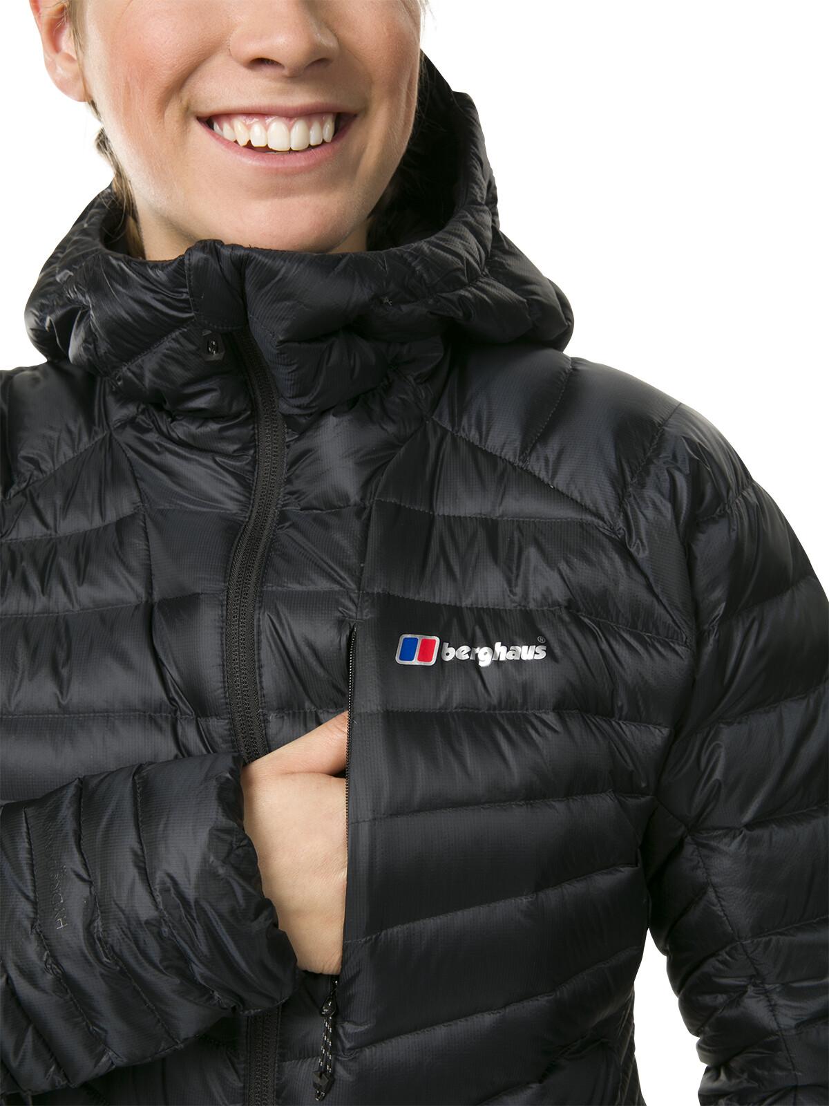 Berghaus Extrem Micro 2.0 Untuvatakki Naiset, blackblack